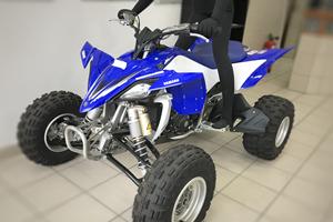 Quads et SSV Yamaha