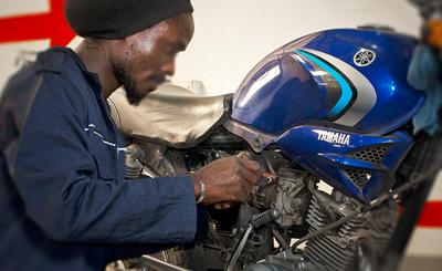 Service après-vente, entretien et réparation motos et loisirs