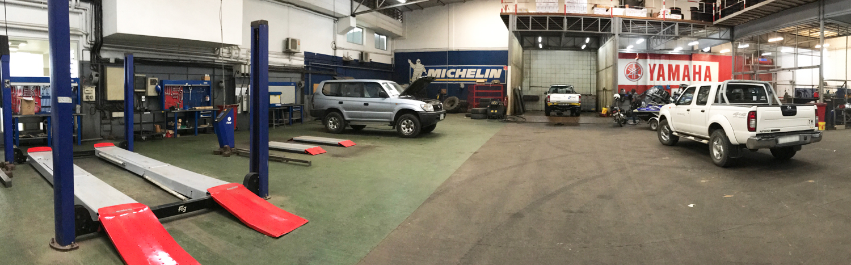 Atelier Sporafric Motors