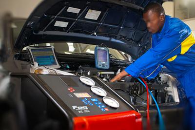 Entretien et réparation de climatisation
