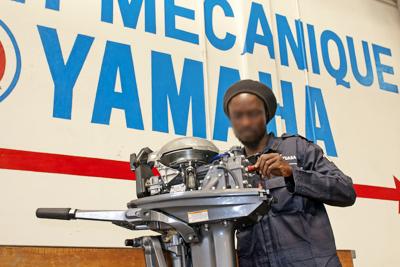 Réparation et entretien moteur hors bord