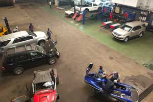 Réparation et entretien automobiles