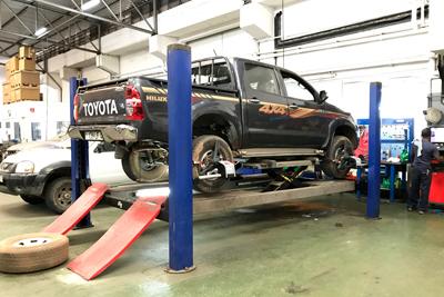 Réparation et entretien véhicules