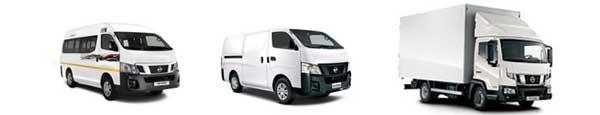 Véhicules utilitaires, Nissan Impredulo, Panel Van, NT500