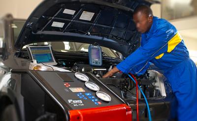 Service après-vente, entretien & réparation Nissan