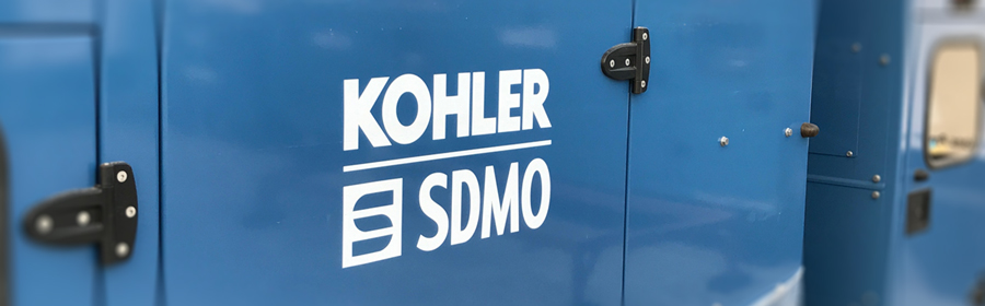 Groupes électrogènes Kohler SDMO