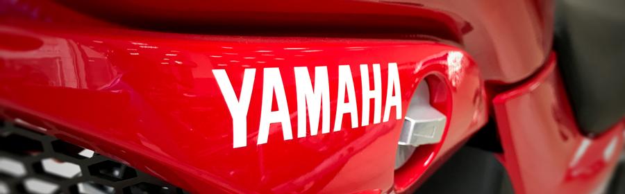 Véhicules Yamaha